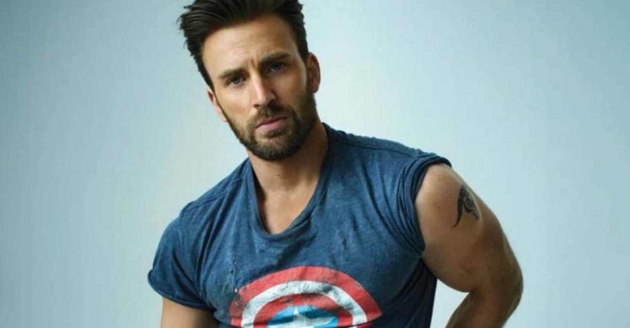 Chris Evans filma en playas mexicanas