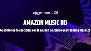 Amazon lanza servicio streaming de música de alta calidad de CD